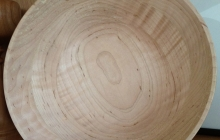 Layered Spolted Maple from WestPenn
