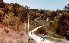 Cedervale bike path