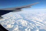 Over the arctic circle