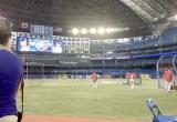 Inside Toronto Skydome