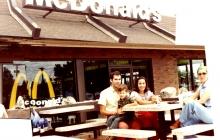 McDonald's at Toronto Zoo
