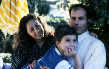 Elad with Parents