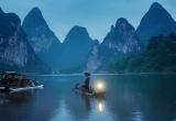 Fisherman at Li River