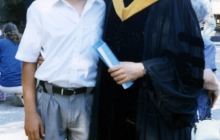 Dotan at graduation