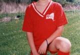 Elad plays soccer