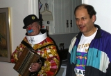 Singing Clown at my Birthday