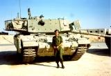 Amir's military service