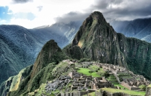 MachuPicchu in the afternoon