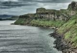 Highlands Rocks at sea