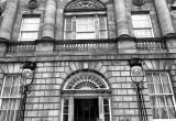 A house in downtown Edinburgh