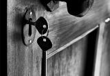 Door Key at  the Glenfiddich Distillary