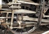 Highland Train Wheel