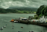 Portfree loch, Isle of Skye