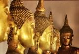 8 Golden Budha Heads DSC_8577