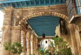 22 A blue corner in the old square of Havana_DSC4898