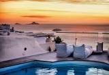 10 Relaxing at sunset Fira DSC8108
