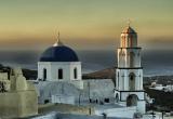 34 Roofs lit by sunrise light in Pyrgos_DSC8404