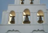 37 Bells lit by sunrise_DSC8435