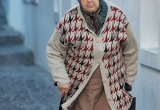 49 An Older lady down the strret in Oia_DSC8630