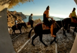 73 Donkey riders by the cove_DSC9069