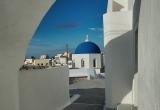95 Blue dommed church in megalo xori DSC_0590