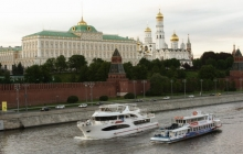 1. Kremlin view from bridge