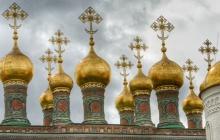 11. Kremlin skyline