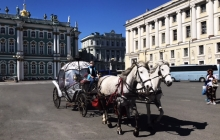 16. Winter Palace square