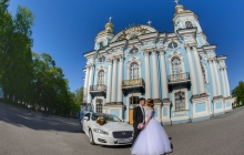 17. St. Nicholas Church Wedding