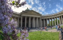18. Kazan Cathedral St. Petersburg