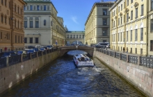 22. St. Petersburg waterways