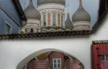 30. Tallinn old town passage