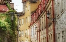 32. Tallinn Old Town Street