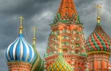 7. St. Basil Cathedral
